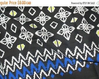 10% OFF - Vibrant - IKEA Jassa Cotton Fabric