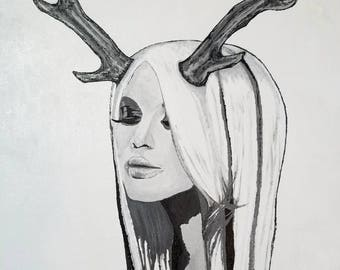 Deer Totem