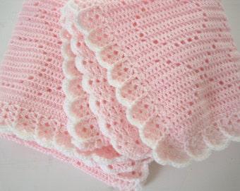 Crochet Baby Layette, Crochet Baby Blanket, Baby Afghan, Baby Girl, Baby Boy, Baby Shower Gift, Newborn Baby Gift, Bring Baby Home Gift