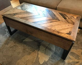 Storage Coffee Table (Free Shipping)