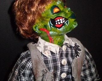 The Little Zombie Boy