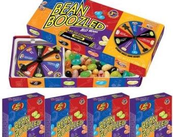 Jelly Belly Jelly Beans - Beanboozle Gift Set - 1 Spinner Box plus 4 Refills