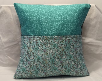 Unicorns & Rainbows Pocket Pillow