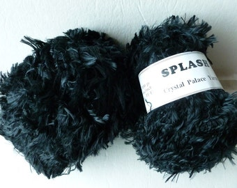 Sale Ebony 202 Splash  by Crystal Palace Yarns