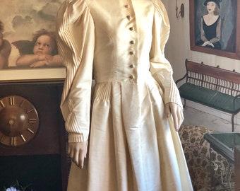 Jim Thompson Vintage Silk Dress: Rarest Bird of All