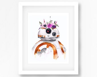 BB-8 Print