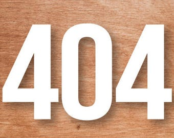 404 Decal