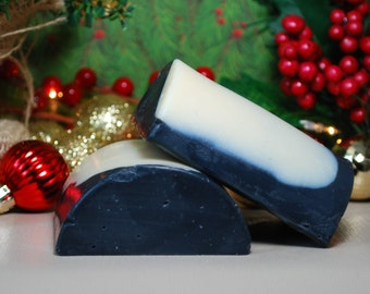 Charcoal Soap, Goats Milk, Essential Oil Soap, Face Soap, Activated Charcoal, All Natural Soap, Handcrafted Soap, charcoal