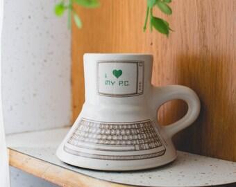 I Heart My P.C Mug