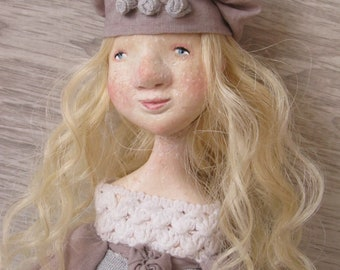 Art Doll boudoir Angelina.