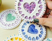 Large Hand Made Ceramic C...