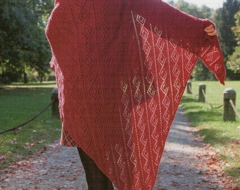 The Casual Shawl