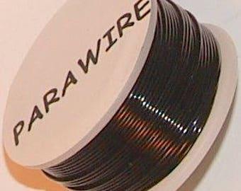 Black - 16 gauge - Parawire - 15 feet - Qty.3  (PWMB178)