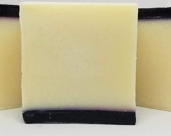 Natural Black Raspberry Vanilla Soap