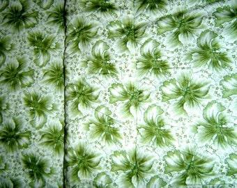 Green Floral Print Blanket   ORIGINALLY 29.99  **NOW 15% OFF**