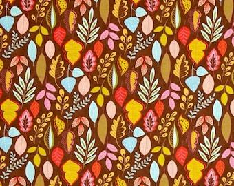 Wing & Leaf Leafy Chestnut by Gina Martin for Moda - # 10061 19