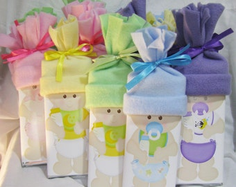 Baby Reveal Party Favors - Gender Reveal Party Favors - Baby Reveal Idea- Team Blue- Team Pink- Boy or Girl- He or She - Baby Reveal