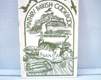Mathry Parish Wales Cookbook  - Welsh Recipes