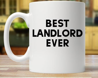 gift for landlord, landlord gift, landlord gifts, landlord mug, best landlord ever, landlord coffee mugs, landlord mug, landlord present