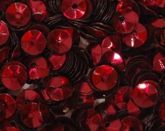 100 Sequins METALLIC........Wine Color/KBRS075