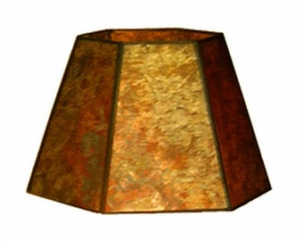 tiki brown custom decor il home lampshades tree shade atln palm lighting and etsy retro fringe lamp living c with print shades