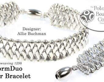 StormDuo Zipper Bracelet (Pattern)