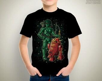 KIDS - F2H2 & A3RW Star Wars T-Shirt/Onesie