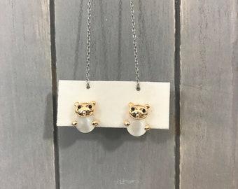 Cute Bear Earings!