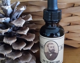 Beard Oil - All Natural Non-Toxic Conditioner