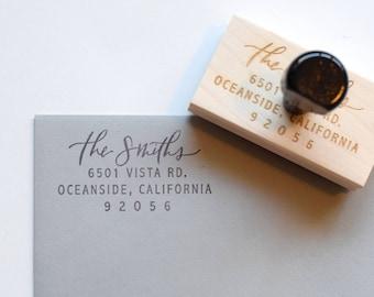 Address Stamp, Return Address Stamp, Custom Stamp, Personalized Stamp, Wedding Stamp