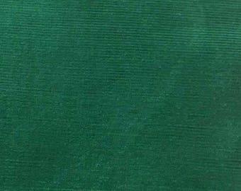 "SALE Kelly Featherwale Corduroy Fabric  --  44""/45"""" Wide"