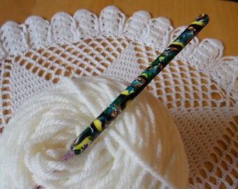 Size C Susan Bates crochet hook