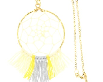 "Necklace ""Indian Dream"" Catcher"