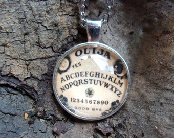 Ouija Board Pendant