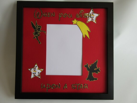 Disney Themed Picture Frame Frames 5x7 Mickey Mouse Walt