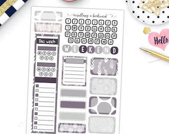Seaside Tranquility Weekly Add-On Kit | 0412