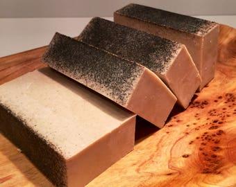 Sandalwood Vanilla Bean Bar Soaps