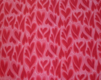 Hearts, Valentines Day, qutilting, sewing, girls, women, pink, Love, pillowcases, 1 yard fabric
