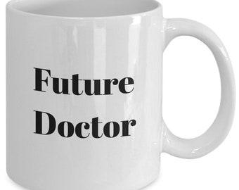 Future doctor coffee mug| doctor mug| coffee mug for future doctors