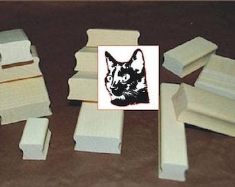 Cabeza de 5 x 5 cm de TC216 de gato del almacenador intermediario