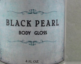 Black Pearl - Body Gloss - Limited Edition