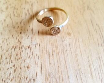 Remington Bullet Ring