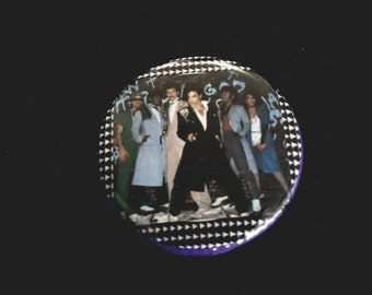 "Prince and the Revolution 80s 1.25"" Pinback Button Badge"