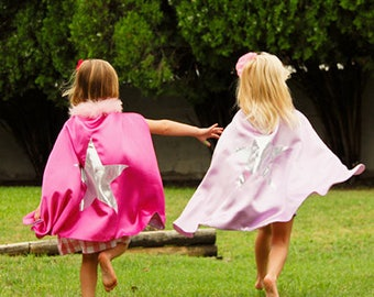 The Perfect Cape for Your Princess