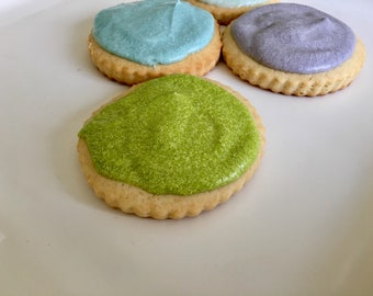 Frosted Sugar Cookies, Lofthouse Sugar Cookies, 2 dozen per order