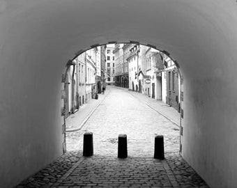 Riga Archway - Original Signed Fine Art Photograph