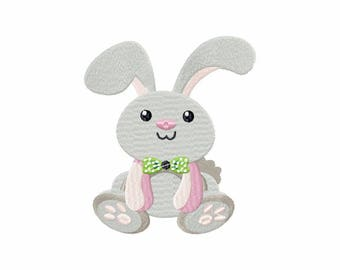 Machine Embroidery Design - Stuffed Toy Collection #08