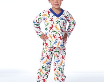 Children's/Boys' Top, Shorts and Pants Butterick Pattern B6126