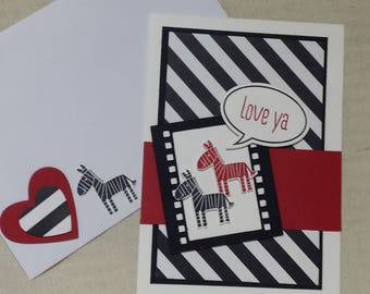 Greeting Card, Birthday Card, Note-card, Plain Card, Blank Card,