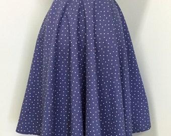 Ann Full Circle Skirt